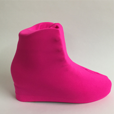 Cache Patin Rose FLuo