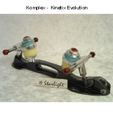 KINETIX EVOLUTION Titanium