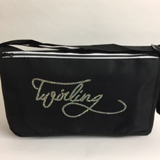 Messenger Bag Twirling